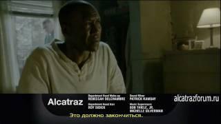"Сериал Алькатрас - Промо 8 серии ""Clarence Montgomery"" (RUS-sub)"