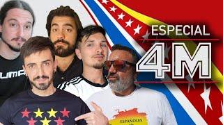 ESPECIAL 4M EN DIRECTO DESDE MADRID