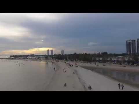 Klebang beach Melaka