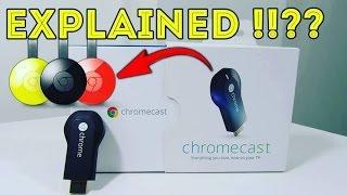Google Chromecast Explained In Hindi - 2016