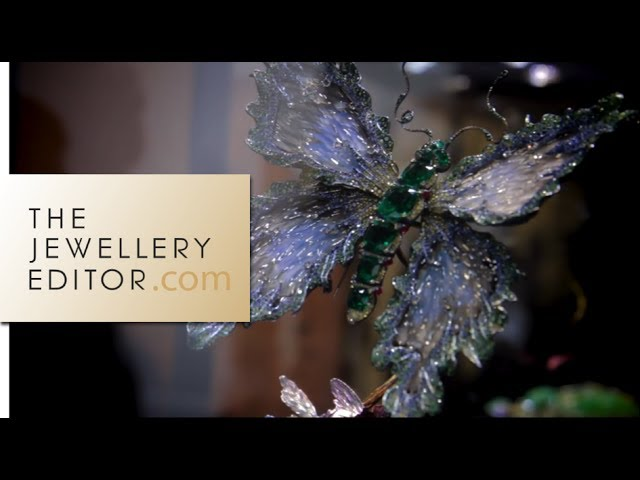 Biennale des Antiquaires: the world's most exclusive jewellery