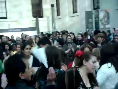 Nowruz Festival on 21st March 2010 at the British Museum (Shomali Va Azari)