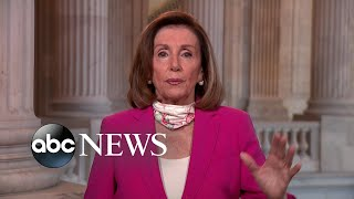COVID-19 relief before election 'depends on the administration': Pelosi | ABC News