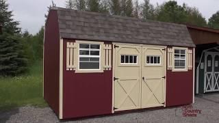 Garden Sheds | Storage Sheds With Loft | Ottawa Sheds | Belleville Sheds