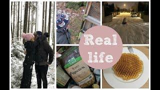 ВЛОГ: Реальная жизнь. Как мы отдыхаем, покупки еды ❄️ OSIA