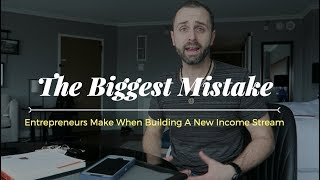The Biggest Mistake People Make When Starting An Online Business