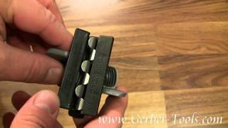 Gerber DF6 Knife Sharpener 22-41846 Demo