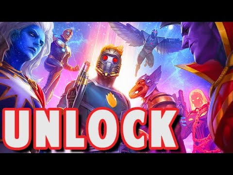 HOW TO UNLOCK NEW EPIC QUEST CHARACTERS Marvel Future Fight