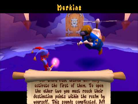 Jinx Gameplay - Part 1 - A Terrible Curse