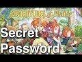 Adventures of Mana - Secret Password