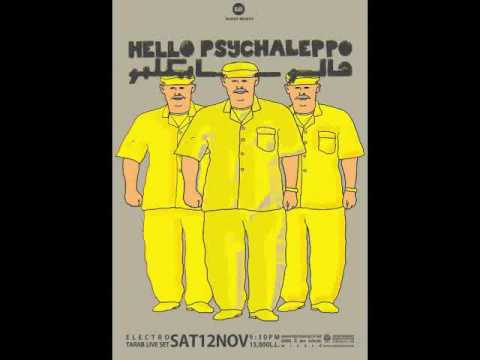 Hello Psychaleppo pop-up show (2016-11-12 )