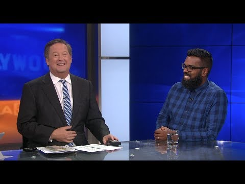"""Romesh Ranganathan on Trying to Make it Big in America in """"Just Another Immigrant"""""""