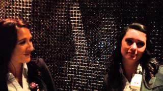 Hostess girls sing original song at Cielo in Morongo Casino Resort