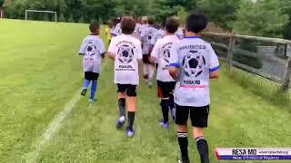RESA MD Summer Soccer Camp