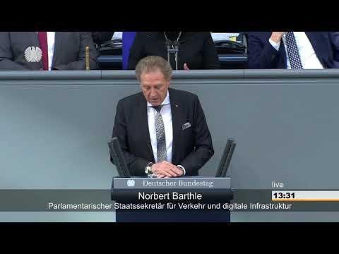 Norbert Barthle: Aktuelle Stunde - Diesel: Motor der deutschen… [Bundestag 02.03.2018]