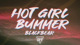 ​​​blackbear - ​​​hot girl bummer (Lyrics) | RapTunes