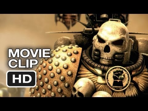 Ultramarines: A Warhammer 40,000 Movie Blu-ray CLIP - Battle (2010) HD