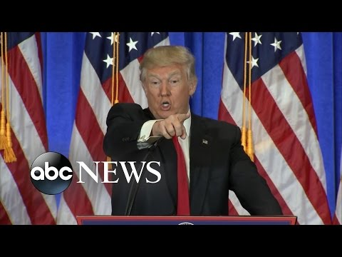 Thumbnail: Trump Refuses CNN Question: 'You Are Fake News'