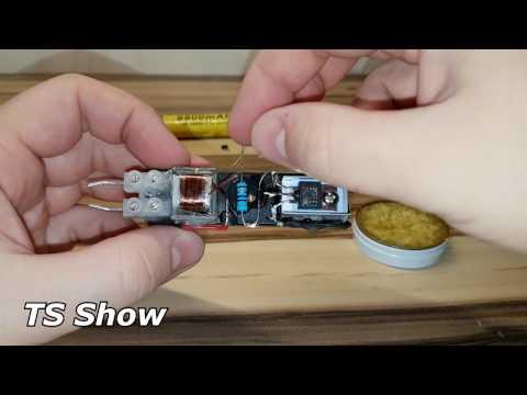 Plasmatic Lighter | Plasma Feuerzeug | DIY | TS Show | no Slivki Show | no MrGear | no Kulibin TV |