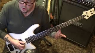 Queensryche - Eye9 - PPG Bass Guitar Lesson by Mike Gross