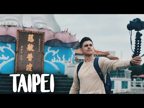 Taiwan I love you!! - Exploring Taipei 中華民國
