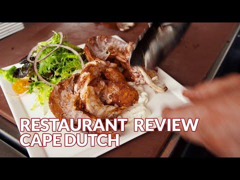 Restaurant Review - Cape Dutch  - South African - Buckhead  | Atlanta Eats