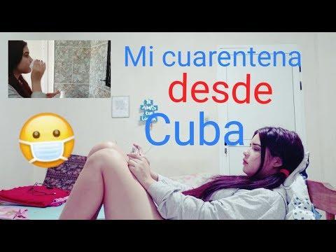 Así paso mi cuarentena desde Cuba