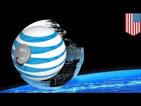 AT&T покупает DirecTV за 48.5 млрд