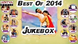 Best of 2014 Telugu Movie Hit Songs || Jukebox