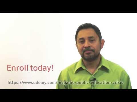 Hispanic Education Crisis