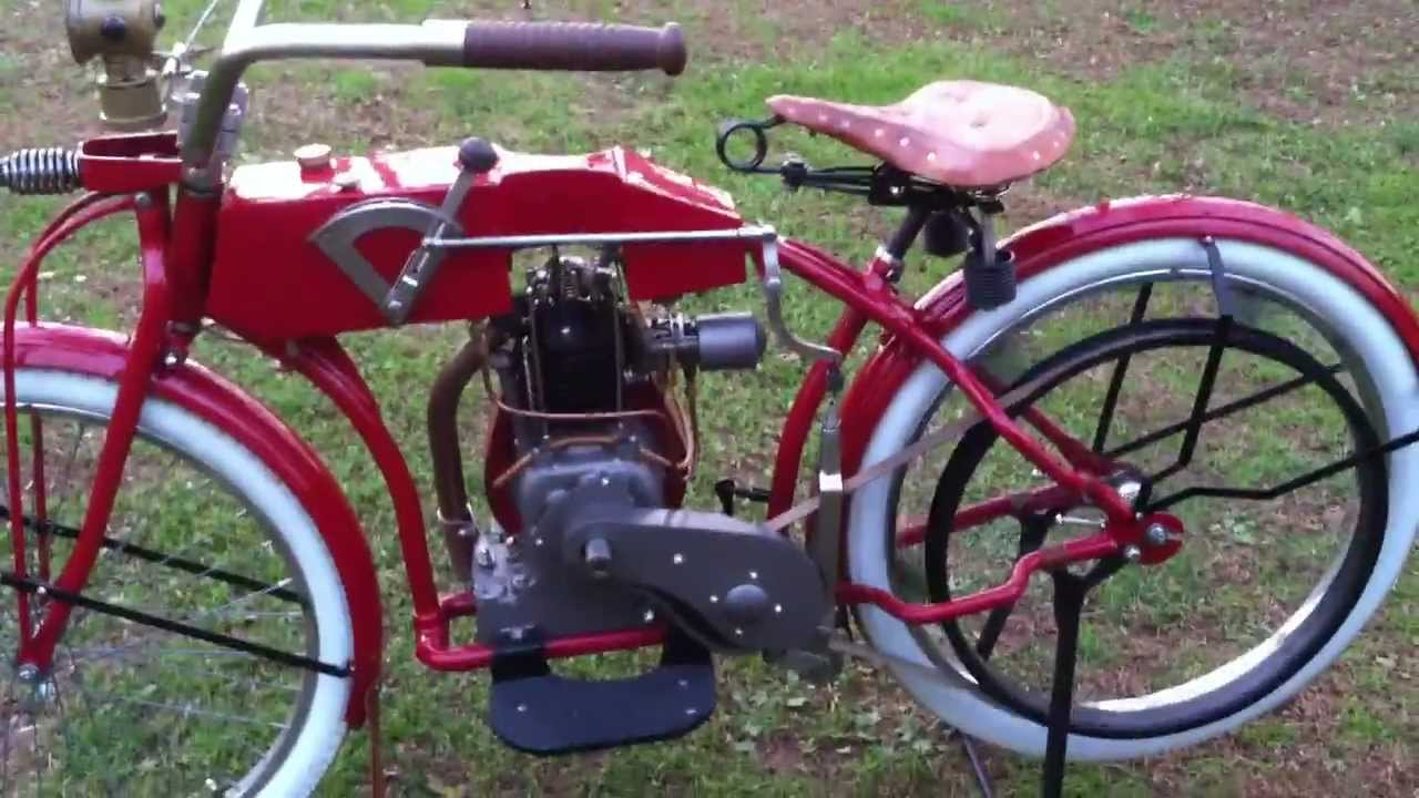 Antique Harley Davidson Bikes For Sale
