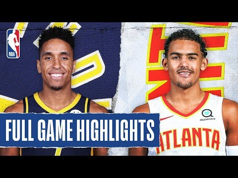 PACERS at HAWKS | FULL GAME HIGHLIGHTS | December 13, 2019