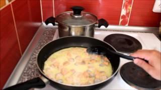 Папарделле с лососем в сливочном соусе (Pappardelle con Salmone)