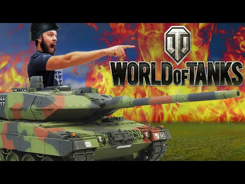 TANKS FOR PLAYING - World Of Tanks Gameplay