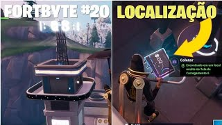 Secret Reward Week 6 Season 9 - Fortnite - FORTBYTE #20