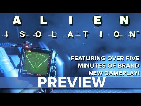 Alien: Isolation - Preview - Eurogamer