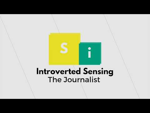 Introverted Sensing - Historical Intelligence