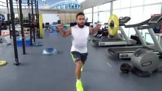Marcelo and Carvajal return for pre-season training