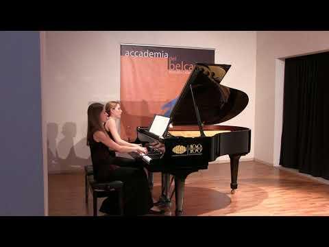 Alfons und Aloys Kontarsky: Hungarian Dance No. 1 in G minor (Brahms) - Piano Four Handsиз YouTube · Длительность: 3 мин9 с