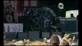Slipknot - the heretic anthem Live Big Day Out