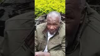Joseph Kamaru at his home