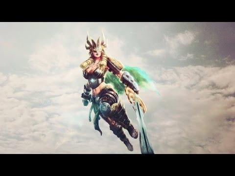 Smite - Freya ADC Hyper Carry