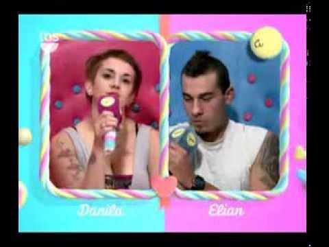 CUPIDO - Danila y Elian  | Cap 1 Temporada 2