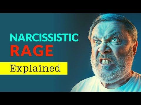 Narcissistic Rage Explained