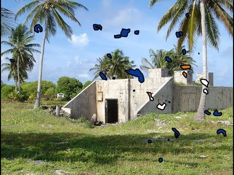 [Flag Mapping Speed Art] Marshall Islands
