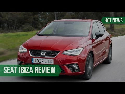 [HOT NEWS] SEAT Ibiza Review