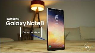 Samsung Note 8 : Detaylı İnceleme
