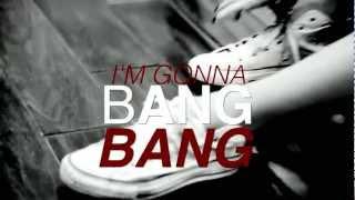 Ashlee Simpson - Bat For a Heart (Lyric Video)