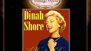 Dinah Shore -- Once in a While