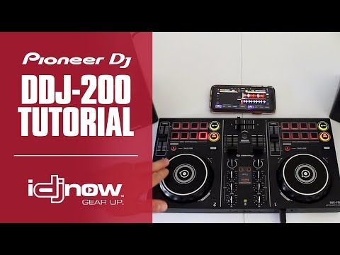 Pioneer DJ DDJ-200 Controller Tutorial, tips and review with DJ Fayze | I DJ NOW